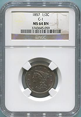 1965 NGC MS64 SILVER KENNEDY HALF DOLLAR JFK COIN SIGNATURE LABEL 50C