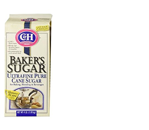 (C&H Professional BAKER'S SUGAR Ultrafine)
