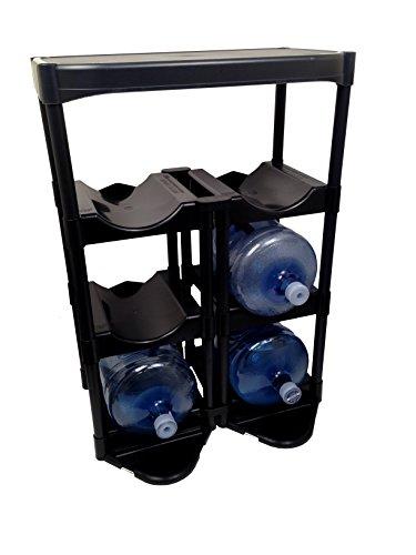 Bottle Buddy Complete Storage System, Black by Bottle Buddy (Image #1)