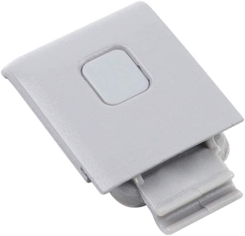 JINGZ for GoPro HERO7 White Side Interface Door Cover Repair Part White Color : White Durable