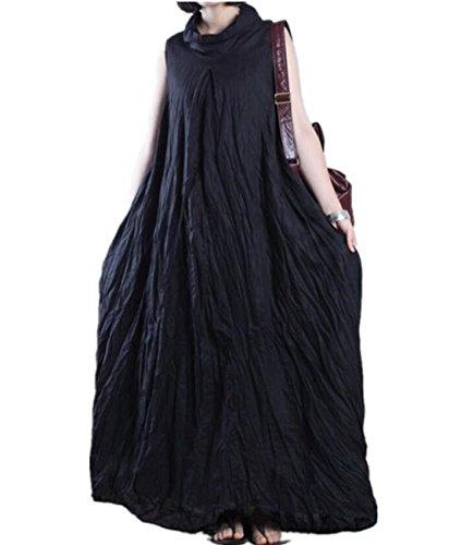 Ruffle Front Silk Dress - 7