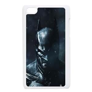 Batman Winter Black funda iPod Touch 4 caja funda del teléfono celular blanco cubierta de la caja funda EEECBCAAJ00772