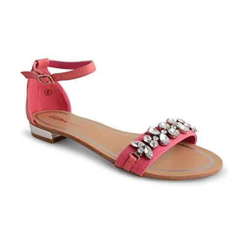 Dolcis - Zapatos de tacón  mujer Rosa - fucsia