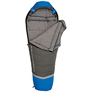 ALPS Mountaineering Aura 0 Degree Mummy Sleeping Bag, Regular