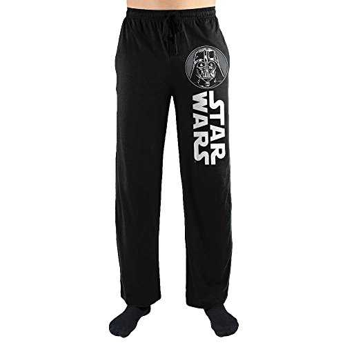 Star Wars Darth Vader Sith Lord Lounge Pants for men (Large)