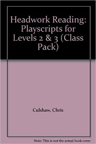 Téléchargements de livres audio mp3 gratuits Headwork Reading: Playscripts for Levels 2 & 3 (Class Pack) 0198337647 (French Edition) PDF ePub iBook