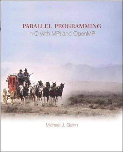 parallel programming in c with mpi and openmp by michael j quinn pdf