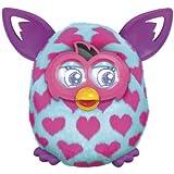 Furby Boom Pink Hearts Plush Toy