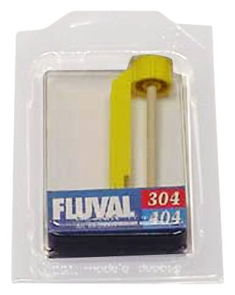 Replacement Ceramic Shaft - Fluval Ceramic Shaft Assembly, for Impellers w/Curved Fan Blades Only, 304, 404