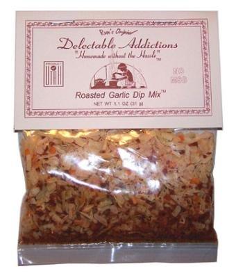 Roasted Garlic Dip Mix