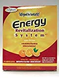 enzymatic energy - Fatigued to Fantastic! Energy Revitalization System Tropical Citrus Flavor - 24.