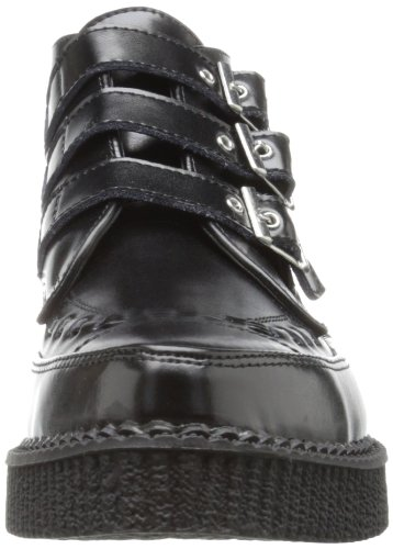 Noir mode Baskets mixte Black adulte TUK Creeper Pointed qvw1ROAa