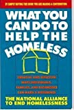 What You Can Do to Help the Homeless