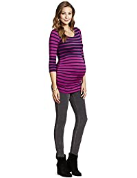 Jessica Simpson Secret Fit Belly Corduroy Skinny Leg Maternity Pants