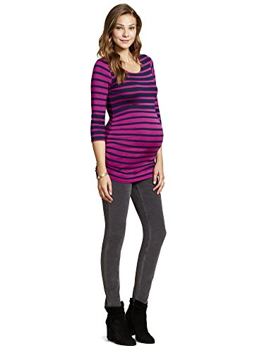 Jessica Simpson Secret Fit Belly Corduroy Skinny Leg Maternity (Corduroy Maternity Pants)