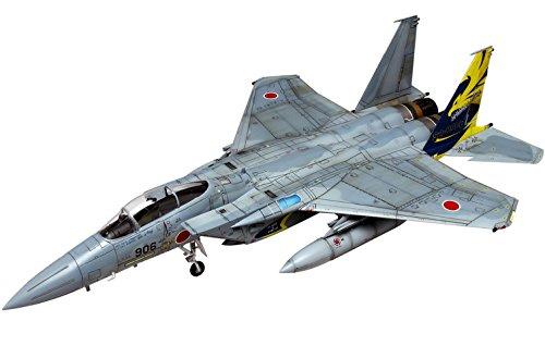 プラッツ 1/72 航空自衛隊 F-15Jイーグル 近代化改修機 第306飛行隊 2017 航空祭 in KOMATSU 記念塗装機 ゴールデンイーグルス プラモデル AC-23