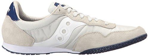 Bullet Classic Sneaker Men's Grey Saucony Light Blue Originals EqwBBaU