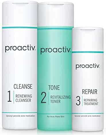 Proactiv Solution 3-Step Acne Treatment System (60 Day Original Acne Kit)