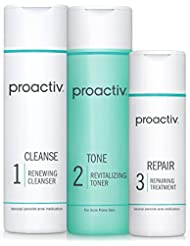 Proactiv Solution 3-Step Acne Treatment System (60 Day Original Acne Kit)