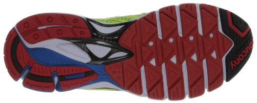 Citron running Ride Citron Blue Saucony Red Grey 6 Green Mens shoes wYFdRqxC
