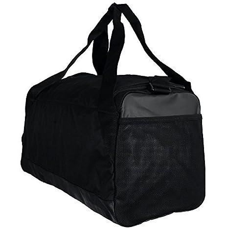 e38857f0c08978 Amazon.com: NIKE Brasilia Training Duffel Bag, Black/Black/White, Small:  Nike: Clothing