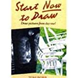 Start Now to Draw, Robb, Tom, 1854103237