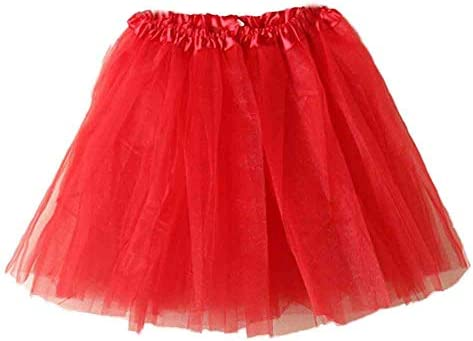 Bestow-falda de Ballet Mujer Ballet Tutu Layered Organza Lace ...