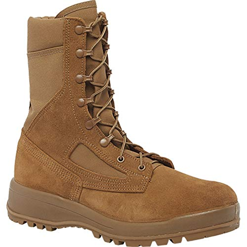 Belleville C390 Hot Weather Combat Boot Coyote Brown, Made in USA, 7