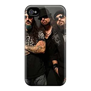 Iphone 4/4s HgR16329WYGL Allow Personal Design Attractive Avenged Sevenfold Band A7X Series Scratch Protection Hard Phone Cases -MarieFrancePitre