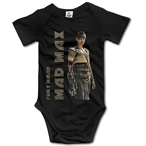 Imperator Furiosa Baby Girls/Boys Short Sleeve Bodysuit