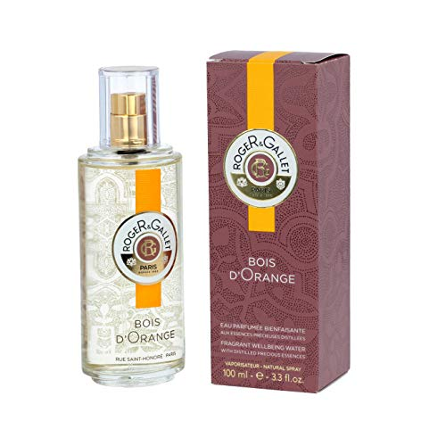 Roger Gallet Bois D Orange Perfumed Water for Women 100ml Pack of 1