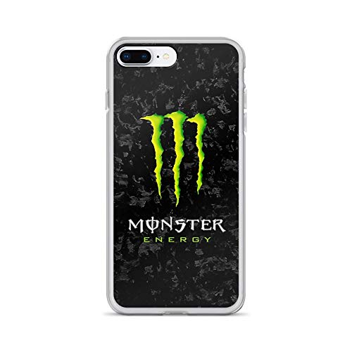 iPhone 7 Plus/8 Plus Pure Clear Case Cases Cover Racing M