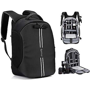 021a5d2f1abd Amazon.com: Ocamo Waterproof Digital DSLR Camera Video Bag SLR ...