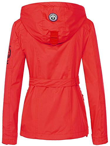 Donna Geographical Norway Norway Geographical Giacca Rosso x1zI1qwg