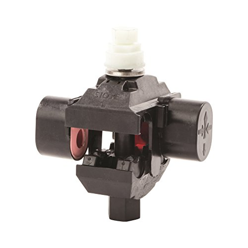 Easy-Tap Insulation Piercing Connector - IPCS Series, 4/0-2 AWG main and 2/0-6 AWG tag Conductor Range, 2.2'' Width, 3.3'' Height, 2.6'' Length by NSI (Image #8)
