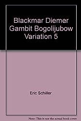 Title: Blackmar Diemer Gambit Bogoljubow Variation 5g6