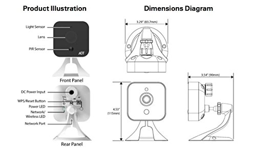 ADT PULSE OC835-V2 OUTDOOR CAMERA NEWEST VERSION by Sercomm (Image #1)