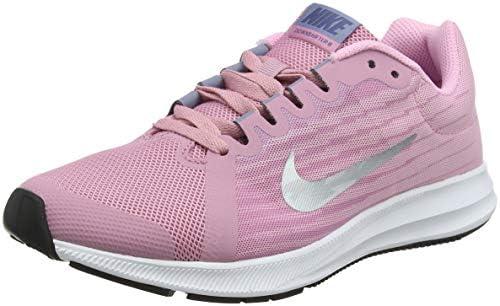 Nike Girls' Downshifter 8 (Gs) Running Shoes Pink 4.5 UK