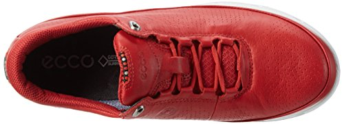 Rouge 1046tomato Basses Ecco Cool Femme Sneakers IzAS1A