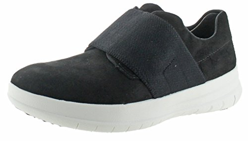 Fitflop Sporty-pop Dames Slip-on Sneaker Schoenen Zwart