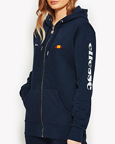 Femme Bleu blue Veste pour ellesse dress Serinatas qtRIP