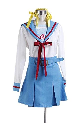 with Suzumiya Haruhi Costumes design
