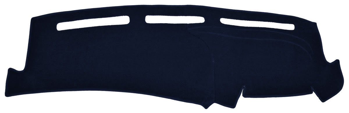 Seat Covers Unlimited Lincoln Town Car Dash Cover Mat Pad - Fits 1980-1989 (Custom Carpet, Navy)