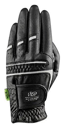 Vice Golf Vice Duro Glove blk Left (XL) New Duro Glove Left Hand (XL)- Black, ()