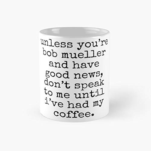 Coffee & Mueller Mug, mueller Cup, 11 Ounce Ceramic Mug, Perfect Novelty Gift Mug, Funny Gift Mugs, Funny Coffee Mug 11oz, Tea Cups 11oz ()