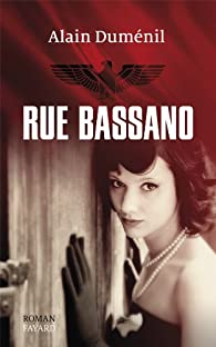 Rue Bassano par Alain Duménil