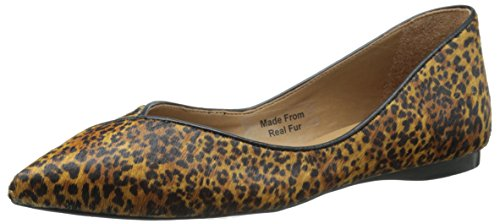 FS Flat Peppy French Sole Women's NY Snow Ballet 5IPwAwqaC