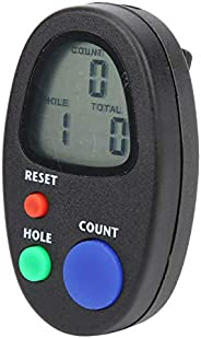Golf Electronic Counter, Digital Display Counter Number Clicker Finger Counter for Tracking Scores in Sports,