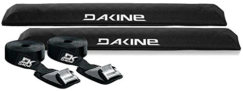 "Dakine Long Aero 28"" Rack Pads with Dakine Baja"