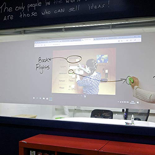 Smart Office Film: Projector and Dry Erase (53 sq ft) by SmarterSurfaces (Image #7)